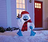 CHRISTMAS INFLATABLE 3.2 BUMBLE WITH STAR