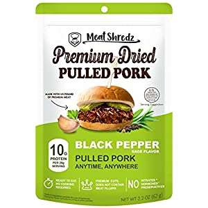 Uploaded ToMeat Shredz - Premium Dried Pulled Pork