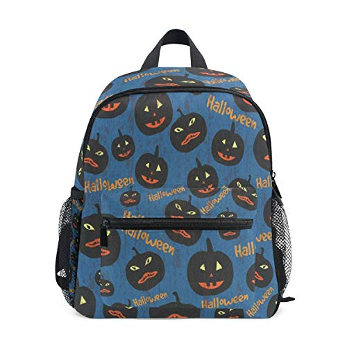 Winter Fox And Rabbit School Backpack for Boys Kids Primary School Bags Children Backpacks