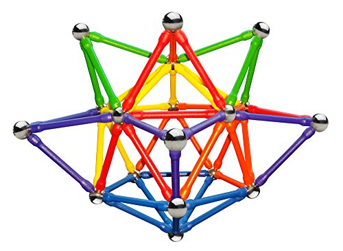 (Magz 51 New Interlocking Toy Building Set)