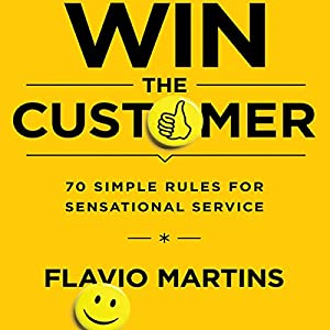 Win the Customer Audiobook