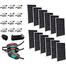 Grape Solar GS-3180-KIT 3180-watt PV Grid-Tie Solar Power Kit