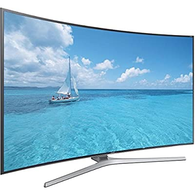 "Samsung UN65JS9000FXZA 4k 65"" LED TV, Black (Certified Refurbished)"