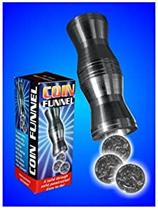Trickmaster Magical Coin Funnel- A solid through solid penetration!