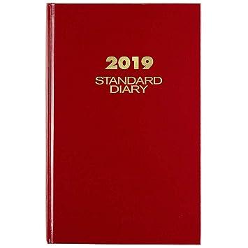 At-A-Glance SD3761319 - Agenda diaria estándar (enero 2019 ...