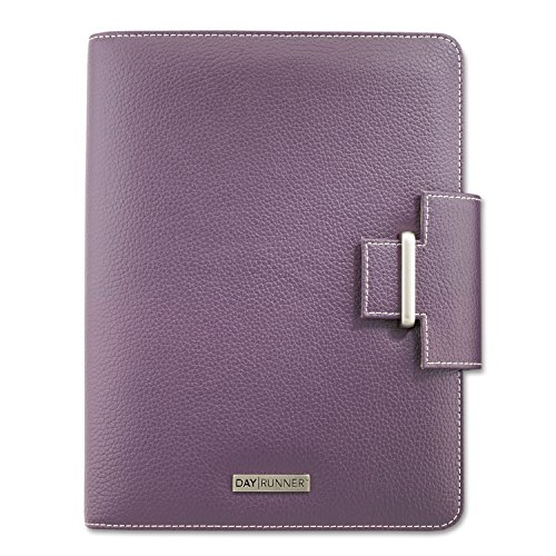 Day Runner 4010214 Refillable Eggplant product image