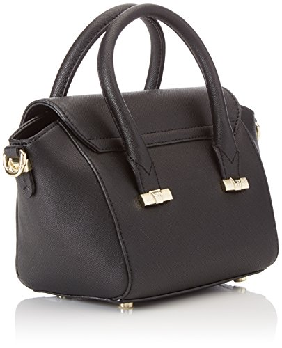 handle Jeans Trussardi nero Black 1y090122 Women's Bag Top 75b00019 RwwydrxqXS