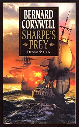 book cover of Sharpe\'s Prey