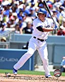 Corey Seager Los Angeles Dodgers 2016 MLB Action Photo