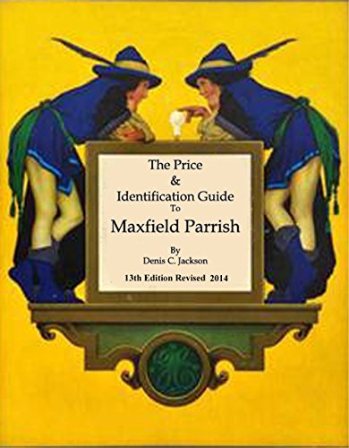Mazda Calendar - Maxfield Parrish: 2014, 13th Edition Price and Identification Guide