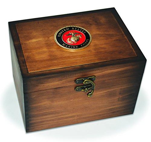 Allied-Frame-Marines-Keepsake-Box-Corps