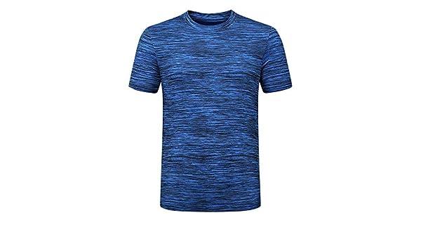 Camiseta Polos Hombre Ropa Deportiva para Hombre Casual Manga ...