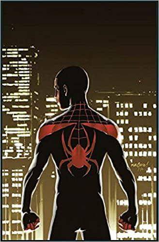 man morales spider Ultimate miles