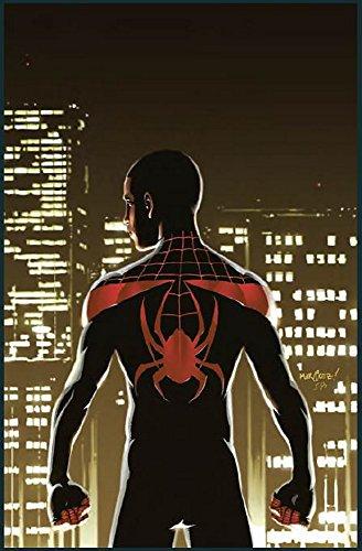 Miles Morales Powers (Miles Morales: Ultimate Spider-Man Volume 1: Revival (Miles Morales: The Ultimate)