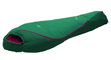 Intersport Mu de Saco de Dormir X-Treme Light 600 W III – Verde/