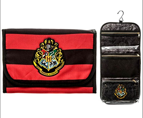 Hermione Granger Costume Makeup (Harry Potter Hogwarts Cosmetic Bag)