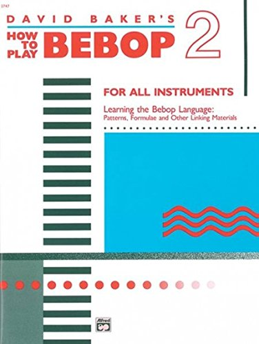 Price comparison product image How to Play Bebop,  Vol 2