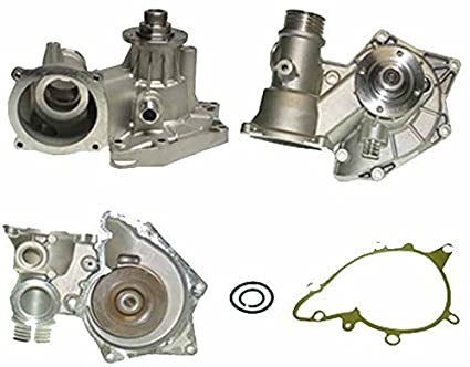 e39 water pump replacement cost