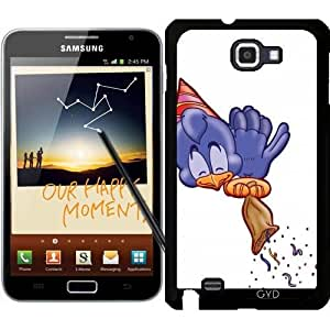 Funda para Samsung Galaxy Note GT-N7000 (I9220) - Hr Confeti De Excremento by Cadellin