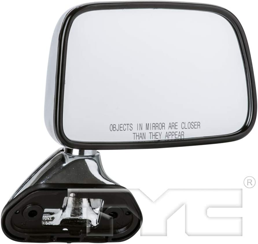 Manual Non-Heated Passenger Side KarParts360: For 1989-1995 Toyota Pickup Door Mirror