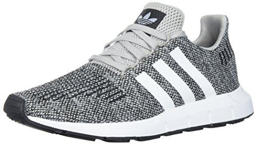 adidas Boys' Swift Run J, Grey Two/White/White, 6 M US Big Kid