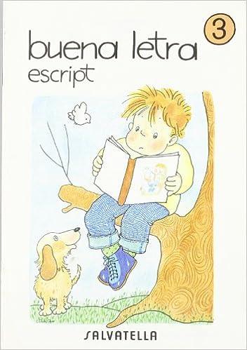 Descargas de libros en pdf Buena letra escript 3 en español PDF RTF 8472104389