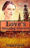 ROMANCE: WESTERN FRONTIER ROMANCE: Love's Amazing Journey (Inspirational Pioneer Romance Novelette) (Historical Western Christian Romance) offers