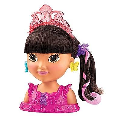Fisher-Price Nickelodeon Dora & Friends, Ballerina Dora Styling Head: Toys & Games