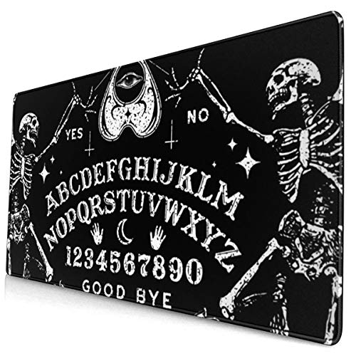 Vintage Magic Ouija Board Gaming Mouse Pad Decorative Custom Mouse Mat Mouse Pads for Laptop PC Computers Keyboard