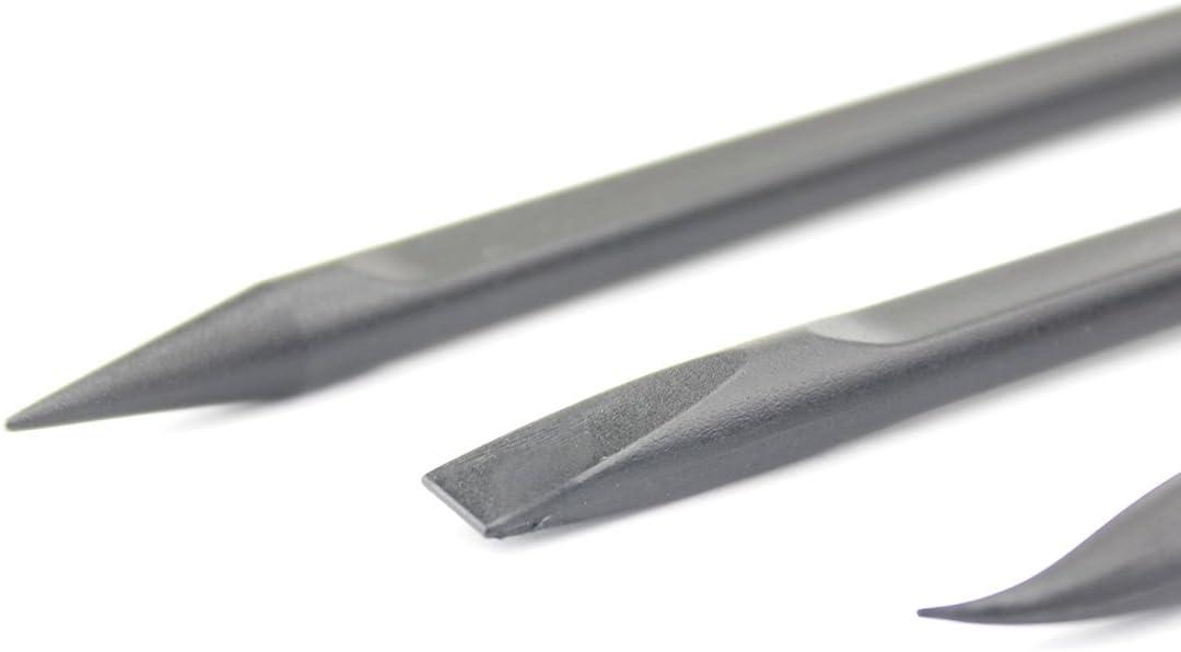 Repair-Kits Professional Mobile Phone//Tablet Plastic Disassembly Rods Crowbar Repairing Tool Kits
