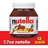 Nutella Chocolate Hazelnut Spread, Perfect Topping
