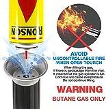 GiBot Blow Torch Lighter Kitchen Butane Culinary