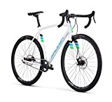 Raleigh Bikes RXS Single Speed Cyclocross Bike, White, 54cm/Medium