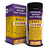 BNS 9 in 1 Drinking Water Test Strips. Accurate