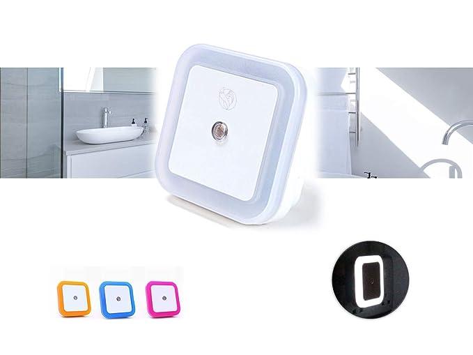 Marsson Luz de Noche con Sensor - Ideal como Quitamiedos para niños, Habitaciones de bebé