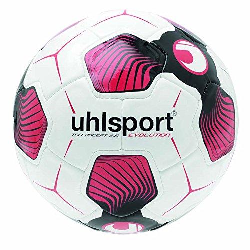 uhlsport Tri Concept 2.0 Evolution Balones de Fútbol, Unisex ...