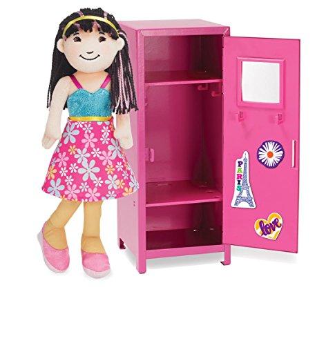 Manhattan Toy Groovy Girls Posh in Pink Locker Fashion Doll Accessory