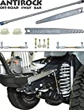 Currie Enterprises CE-9900A ANTIROCK Front Sway Bar Kit with Aluminum Arm (Option For '97-'06 TJ And Unlimited)