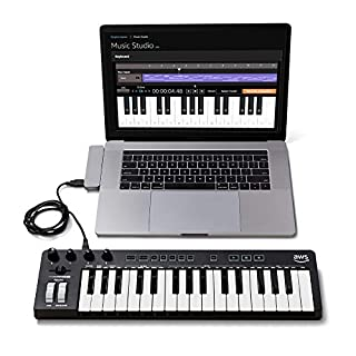 AWS DeepComposer – a machine learning-enabled musical keyboard for developers
