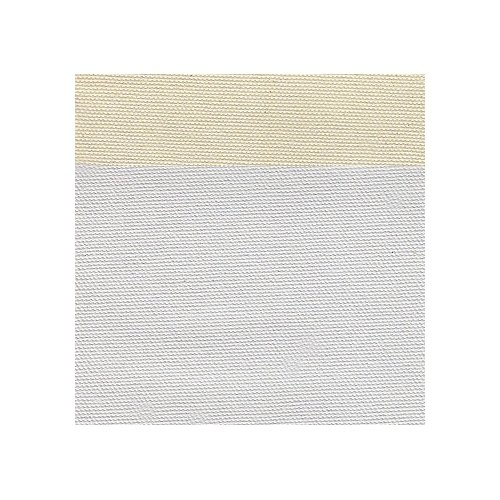 Fredrix 406980 Yankee Style 122 Acrylic Primed Canvas Roll, Cotton, 73 in x 6 yds, 6 yd, White