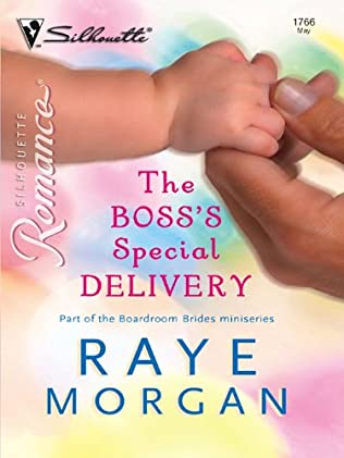 The Bosss Special Delivery (Mills & Boon Cherish) (Boardroom Brides, Book 3)