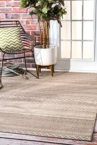 nuLOOM Erlinda Tribal Indoor/Outdoor Area Rug