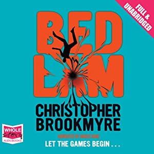 Bedlam Audiobook