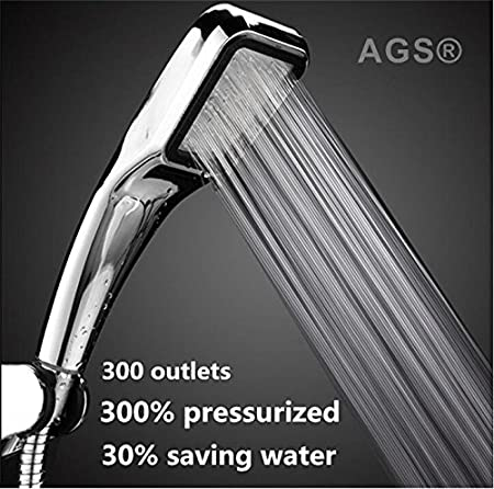 high residential pressure explained shower water head
