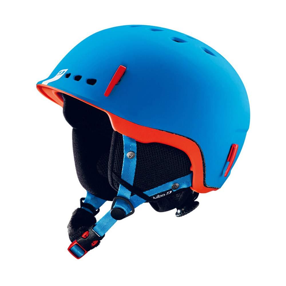 驚きの安さ スキーヘルメット - 通気性保護ショックアブソーバアウトドアクライミングスノーヘルメット - B07JLVWYX2 L L L l 青 青 L l, ペアジュエリー テラグラティア:e77e1d61 --- kiddyfox.in