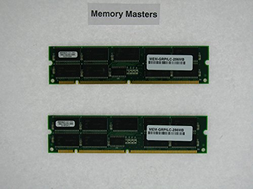 256MB (2X128MB) DRAM KIT FOR GRP APPROVED RAM Memory Upgrade ( MEM-GRP/LC-256 )