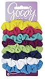 Goody Women's Ouchless Jersey Variety Scrunchies, 8 Count