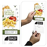 BIC Graphic Pocket Slider: Calculating Carbs, Fat & Calories White 1000 Pack