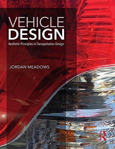 Cars Aprilia (Vehicle Design: Aesthetic Principles in Transportation Design)