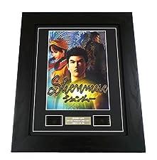 Shenmue Limited Edition Memorabilia Framed